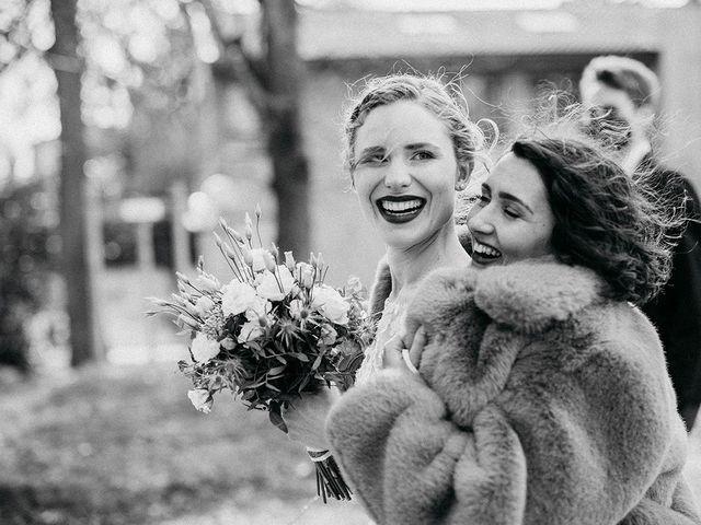 Le mariage de Maxime et Marie à Lacenas, Rhône 75
