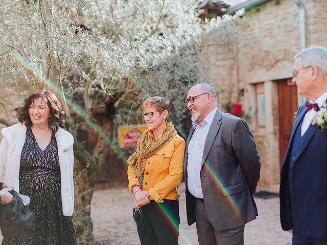 Le mariage de Maxime et Marie à Lacenas, Rhône 78