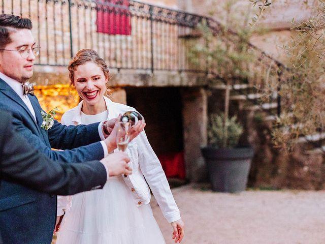 Le mariage de Maxime et Marie à Lacenas, Rhône 122