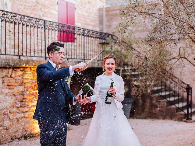 Le mariage de Maxime et Marie à Lacenas, Rhône 123