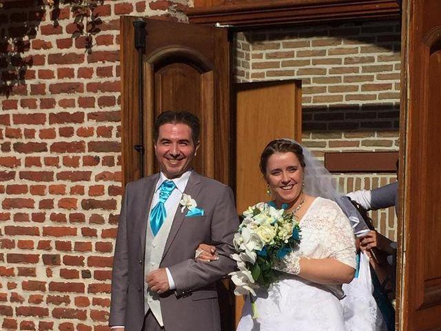 Le mariage de Dominique et Mélanie à Cuincy, Nord 2