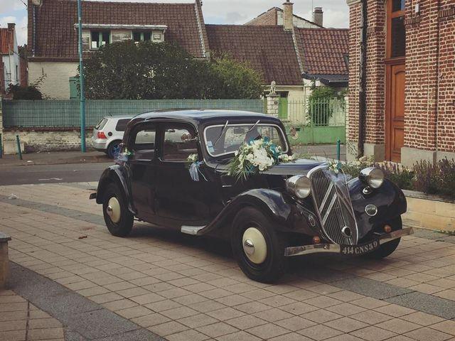 Le mariage de Dominique et Mélanie à Cuincy, Nord 4