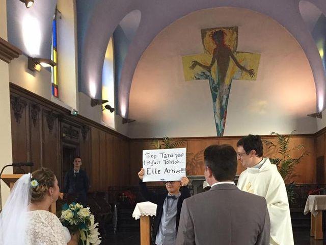 Le mariage de Dominique et Mélanie à Cuincy, Nord 5