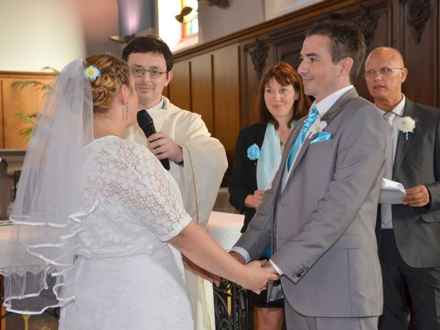 Le mariage de Dominique et Mélanie à Cuincy, Nord 1