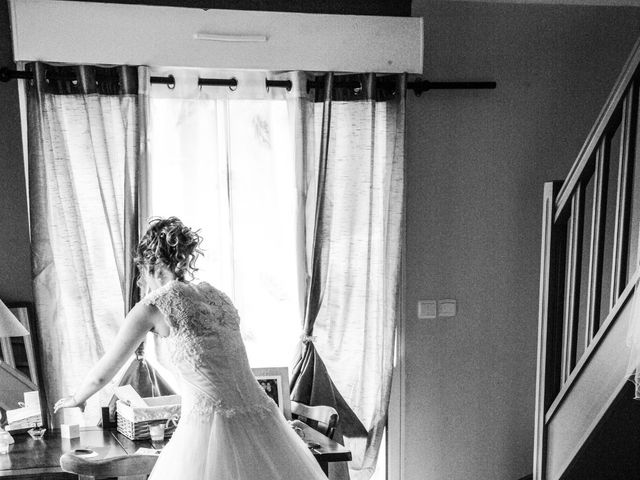 Le mariage de Kevin et Jessica à Vic-sur-Aisne, Aisne 35