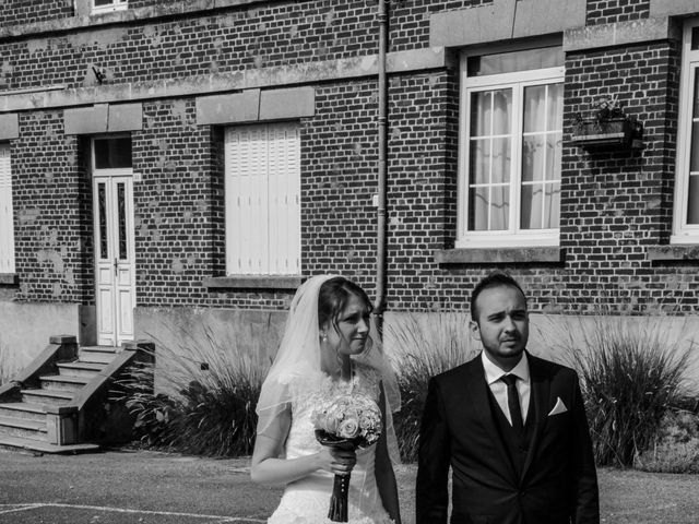 Le mariage de Kevin et Jessica à Vic-sur-Aisne, Aisne 52