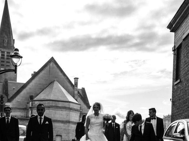 Le mariage de Kevin et Jessica à Vic-sur-Aisne, Aisne 66