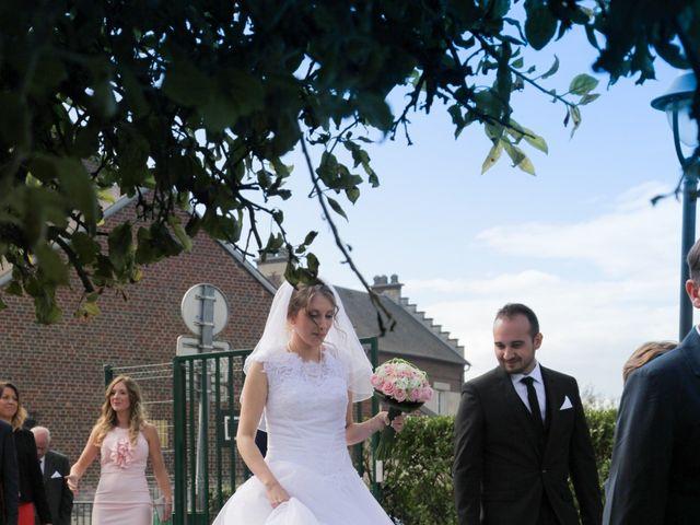 Le mariage de Kevin et Jessica à Vic-sur-Aisne, Aisne 67