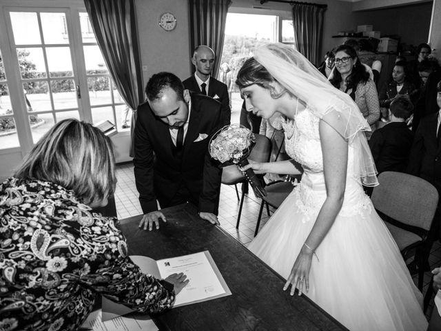 Le mariage de Kevin et Jessica à Vic-sur-Aisne, Aisne 87