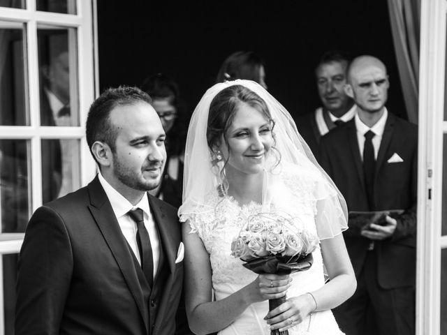 Le mariage de Kevin et Jessica à Vic-sur-Aisne, Aisne 91