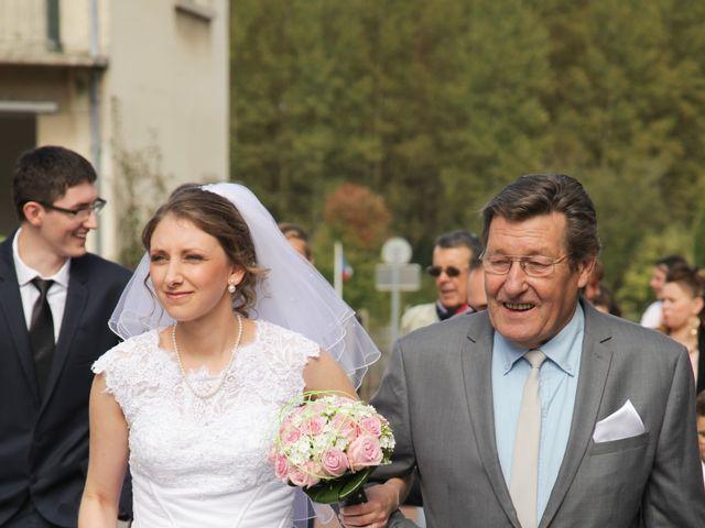 Le mariage de Kevin et Jessica à Vic-sur-Aisne, Aisne 95
