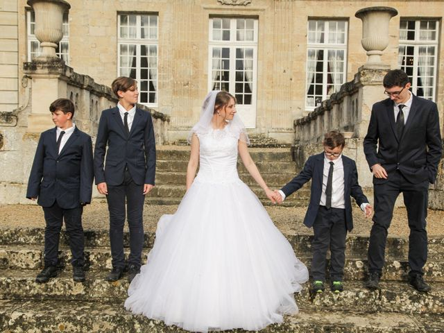 Le mariage de Kevin et Jessica à Vic-sur-Aisne, Aisne 214