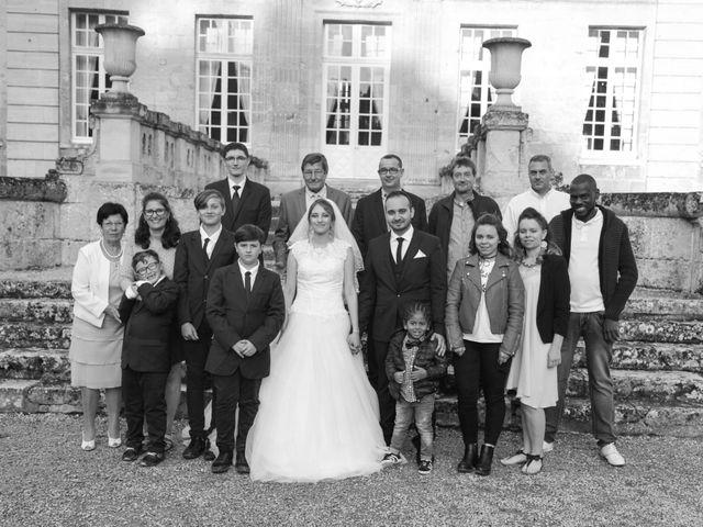Le mariage de Kevin et Jessica à Vic-sur-Aisne, Aisne 257