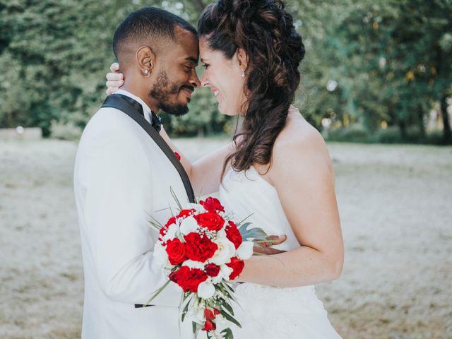 Le mariage de Leslie et Jérome