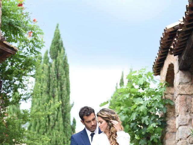 Le mariage de Mathieu et Élena à Vidauban, Var 4