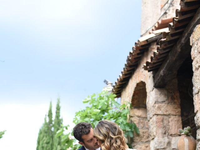 Le mariage de Mathieu et Élena à Vidauban, Var 5