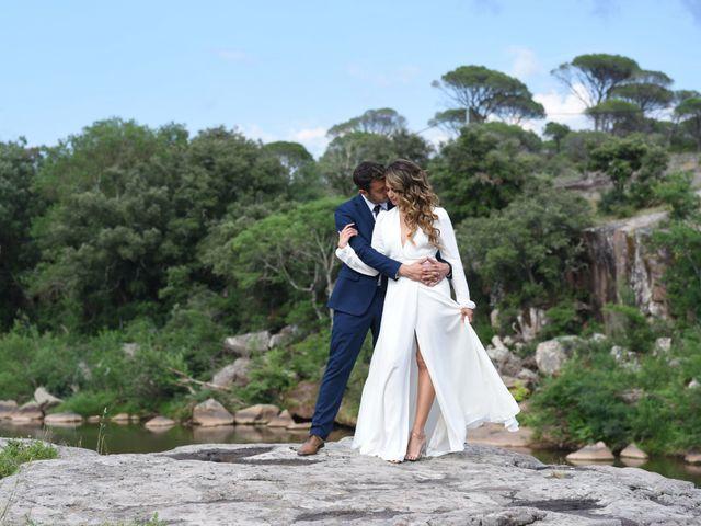 Le mariage de Mathieu et Élena à Vidauban, Var 8