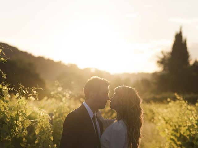 Le mariage de Mathieu et Élena à Vidauban, Var 1