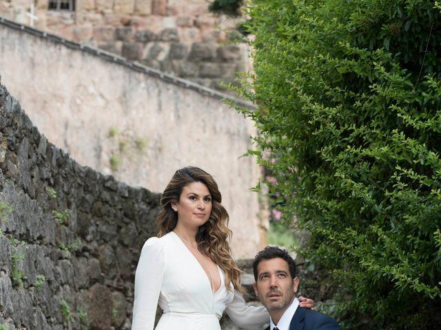 Le mariage de Mathieu et Élena à Vidauban, Var 14