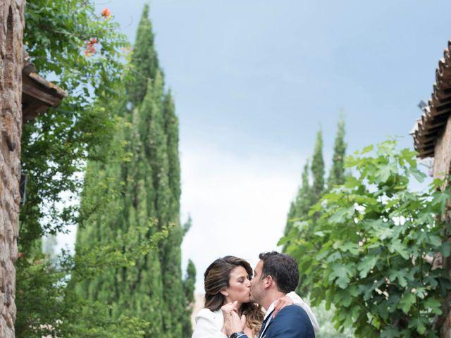 Le mariage de Mathieu et Élena à Vidauban, Var 17