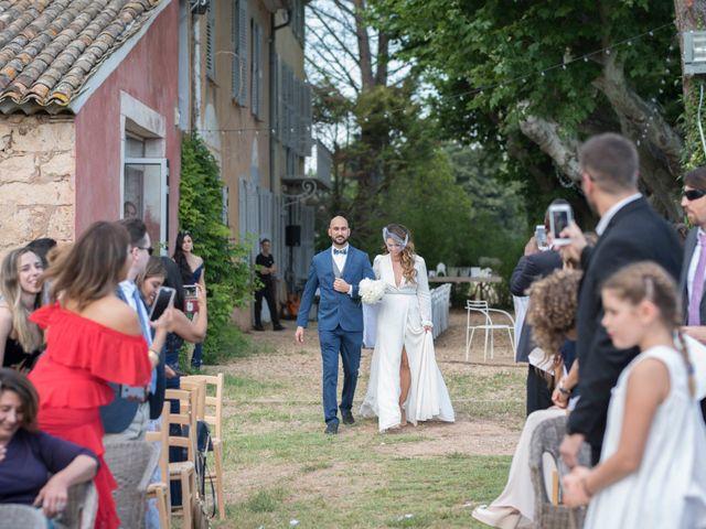Le mariage de Mathieu et Élena à Vidauban, Var 34
