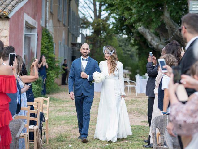 Le mariage de Mathieu et Élena à Vidauban, Var 35
