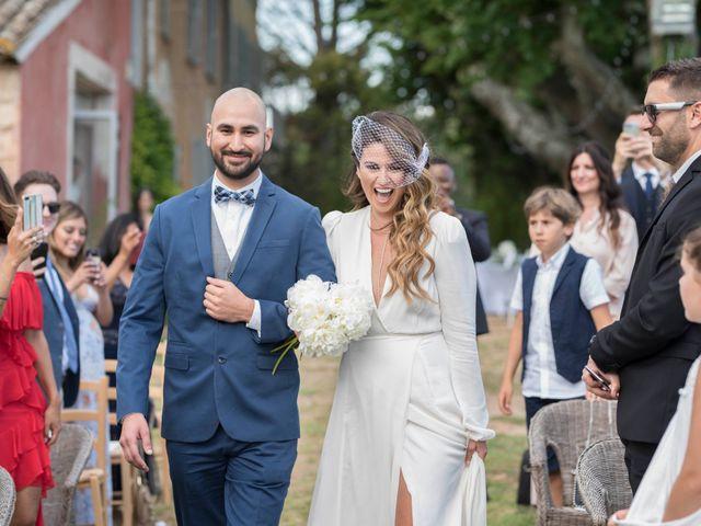 Le mariage de Mathieu et Élena à Vidauban, Var 36