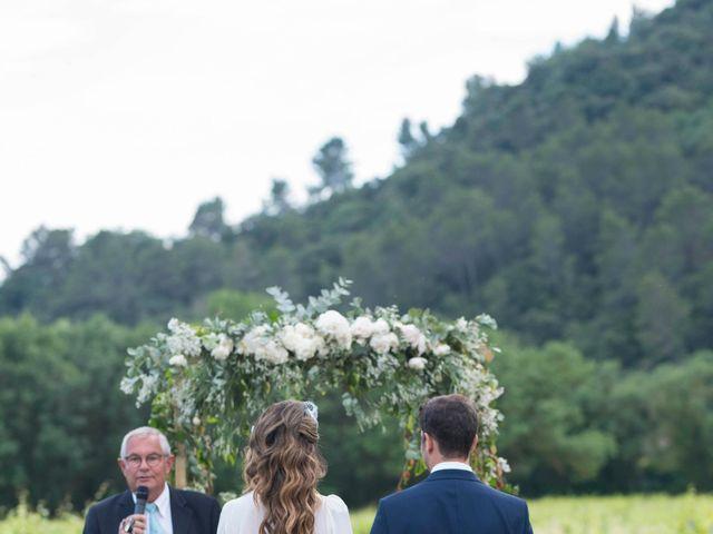 Le mariage de Mathieu et Élena à Vidauban, Var 38