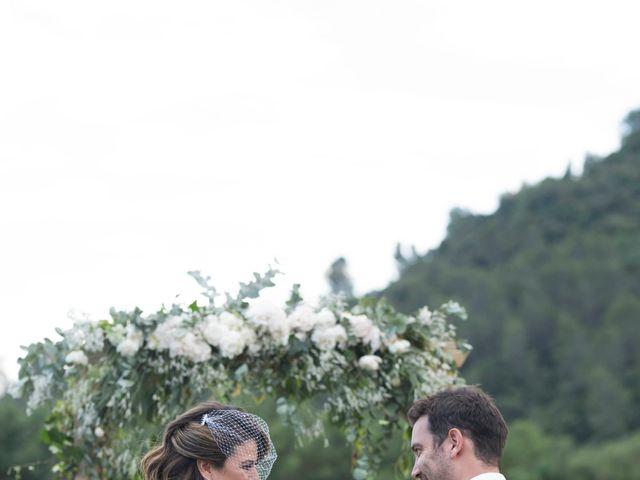 Le mariage de Mathieu et Élena à Vidauban, Var 43