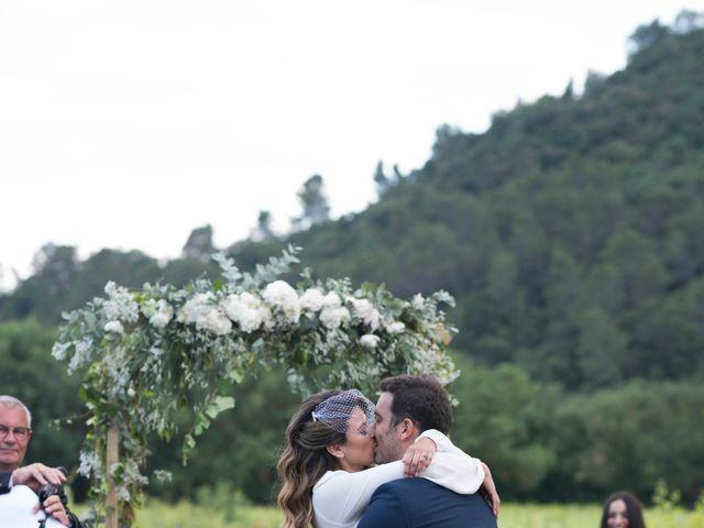 Le mariage de Mathieu et Élena à Vidauban, Var 44