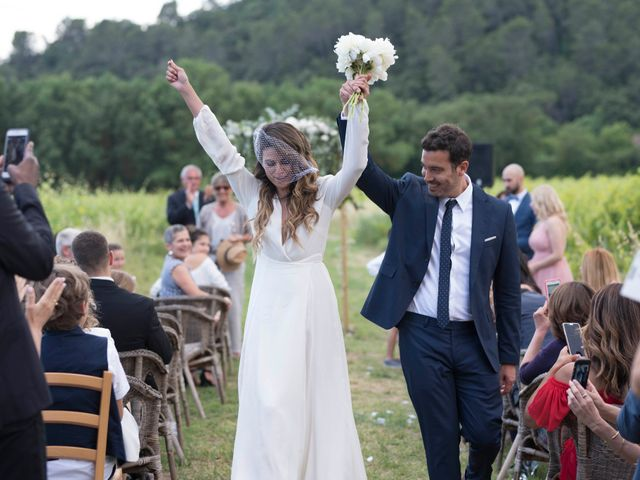 Le mariage de Mathieu et Élena à Vidauban, Var 45