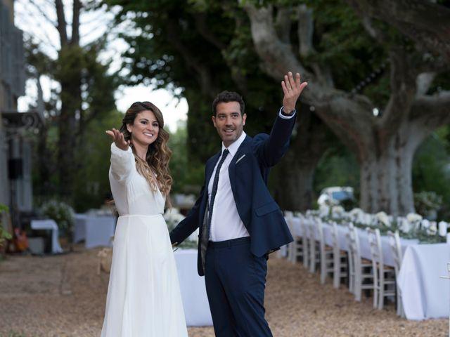 Le mariage de Mathieu et Élena à Vidauban, Var 46
