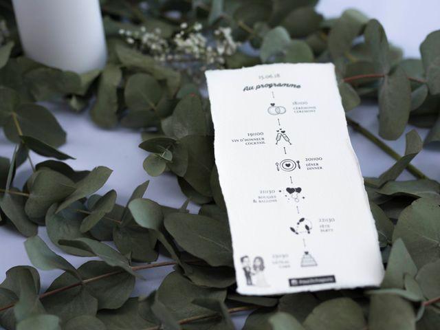 Le mariage de Mathieu et Élena à Vidauban, Var 47