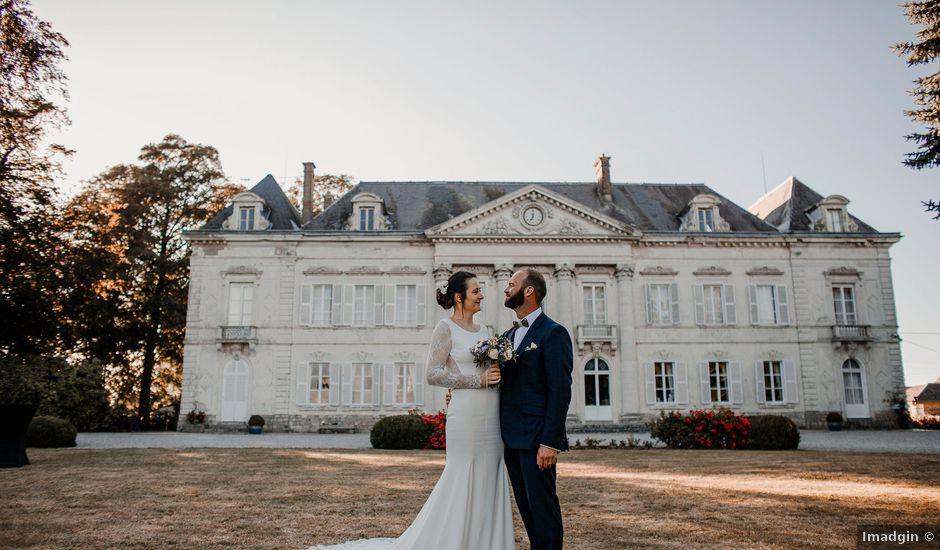 Le mariage de Grégory et Flore à Arras, Pas-de-Calais