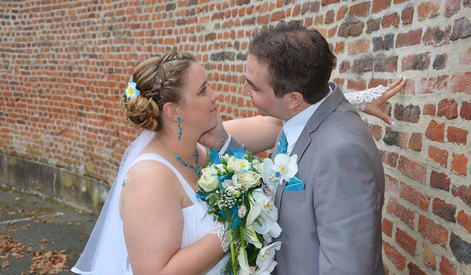 Le mariage de Dominique et Mélanie à Cuincy, Nord