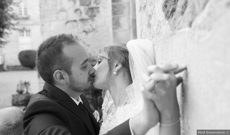 Le mariage de Kevin et Jessica à Vic-sur-Aisne, Aisne