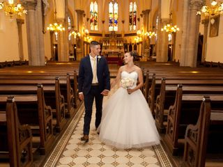 Le mariage de Pauline et Palomar 1