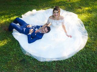 Le mariage de Manon et Jean