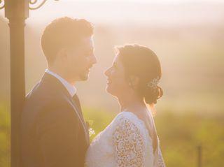 Le mariage de Luana et Liridon