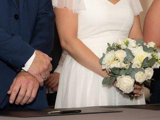 Le mariage de Charlène et Sylvain 1