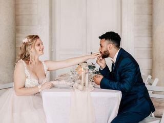 Le mariage de Sarah et Hamza