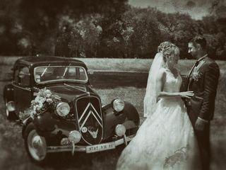Le mariage de Julie et Aurélien