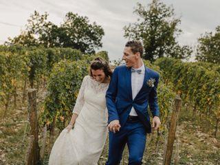 Le mariage de Emilie et Matthieu