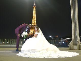 Le mariage de Nesrine et Kevin