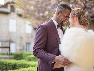 Le mariage de Lucie et Jean Claude