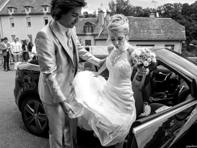 Le mariage de Florent et Clara à Pont-de-Salars, Aveyron 47
