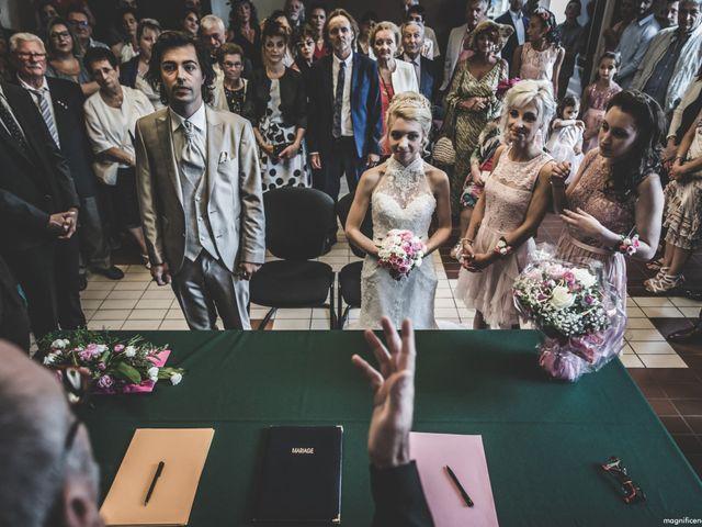 Le mariage de Florent et Clara à Pont-de-Salars, Aveyron 48