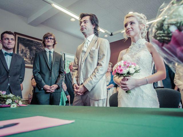 Le mariage de Florent et Clara à Pont-de-Salars, Aveyron 49