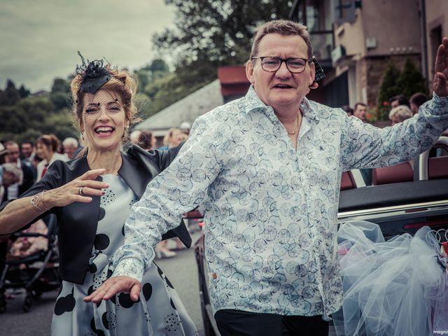 Le mariage de Florent et Clara à Pont-de-Salars, Aveyron 60