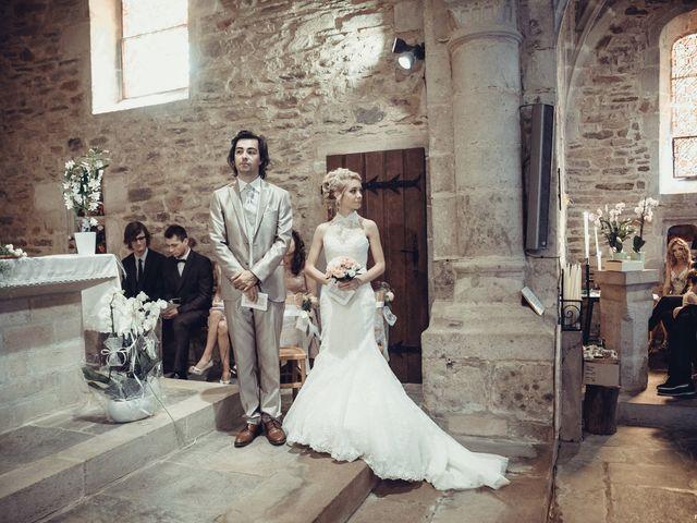 Le mariage de Florent et Clara à Pont-de-Salars, Aveyron 72